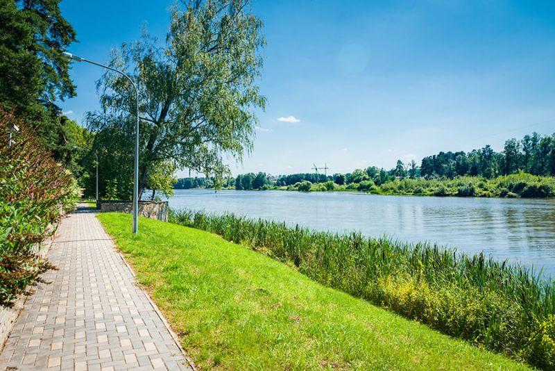 поселка «Троицкий парк»