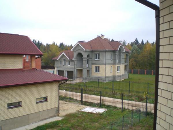 поселке «Шишкин лес»
